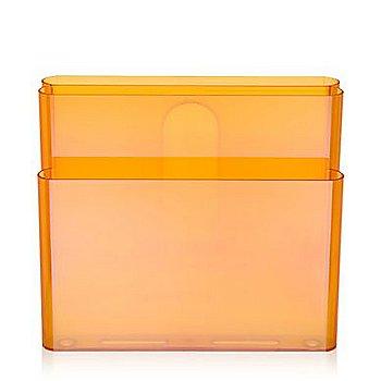 Shown in Opaline Orange