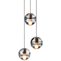 14.3 Three Pendant Chandelier