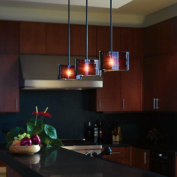 Exos Delta Mini Pendant Light