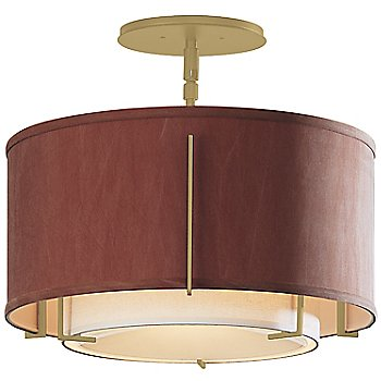 Gold finish / Terra shade color