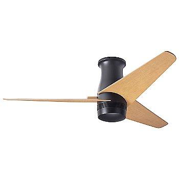 Dark Bronze finish / Maple Blades / No Light option