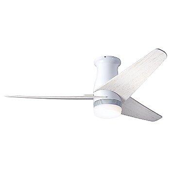 Gloss White finish / Whitewash Blades / LED option
