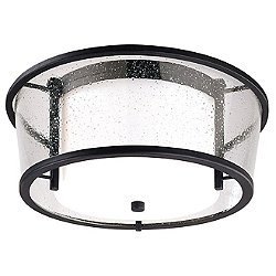 Bennington Outdoor Flush Mount Ceiling Light