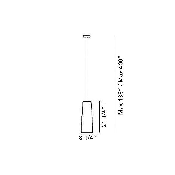 Tite 2 Pendant Light