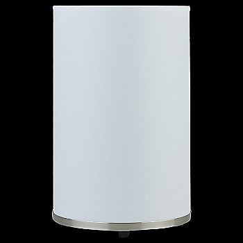 Shown in White Linen shade, Large size