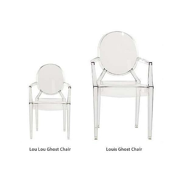 Lou Lou Ghost Child's Chair