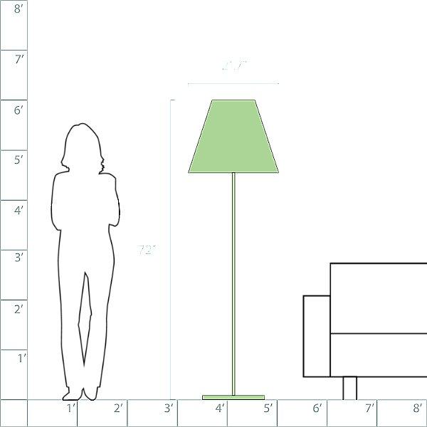 KTribe F2 Floor Lamp