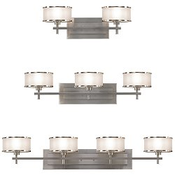 Casual Luxury Vanity Light