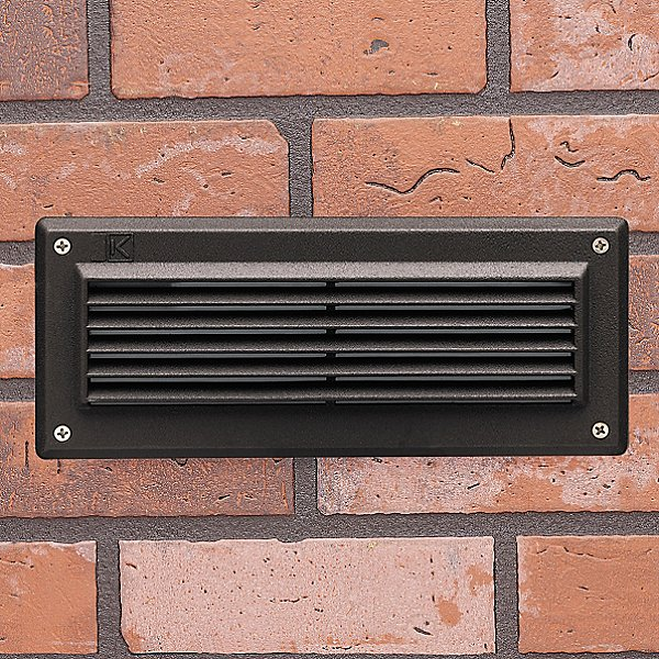 LED Brick Light with Louver Face