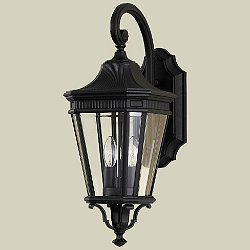 Cotswold Lane Outdoor Hanging Wall Light