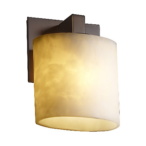 Clouds Modular Oval Wall Sconce