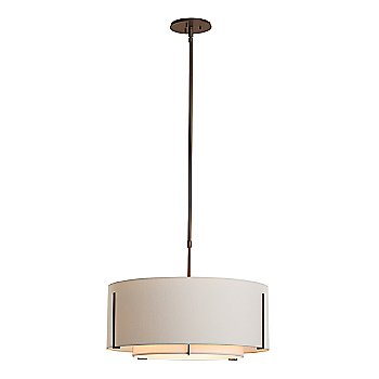 Bronze Stem finish / Outer Shade Color Natural Anna