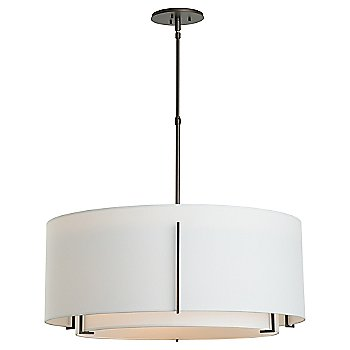 Shown in Natural Anna Shade color with Burnished Steel finish, Standard Length