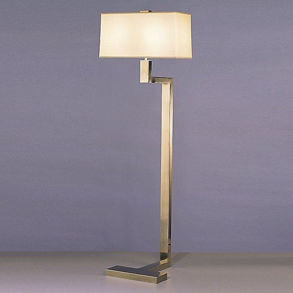 Doughnut C-Shaped Floor Lamp