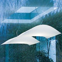 Light Volumes Fluo S Pendant Light