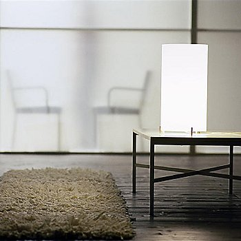 Shown in Opal White glass shade