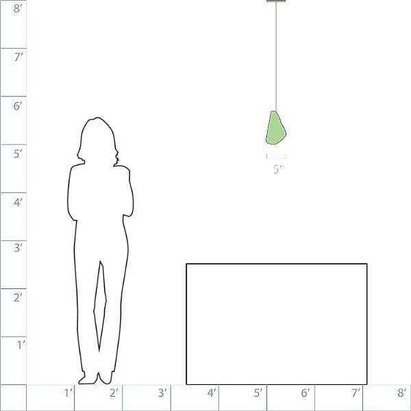 21.1 Single Pendant Light