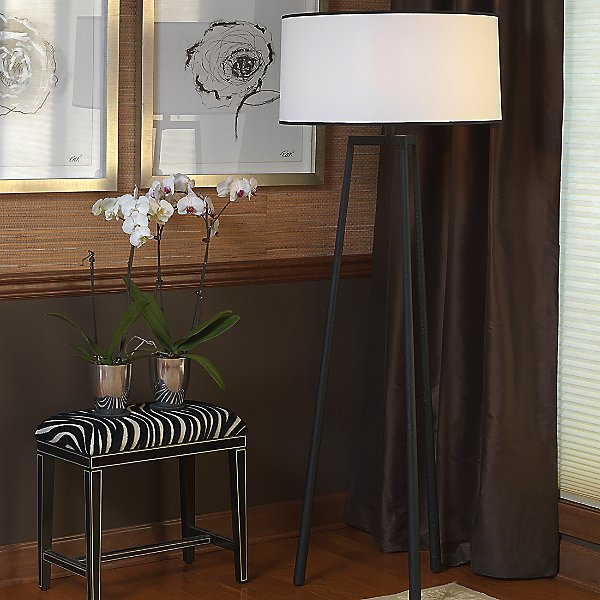 Shinto Tripod Floor Lamp