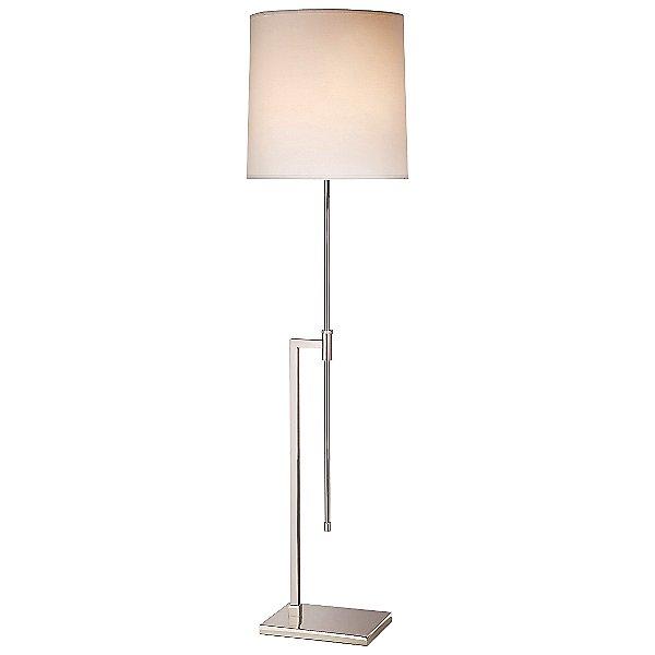 Amazing Mid-century Modern Designer Floor Lamp by Robert Sonneman With Unusual Design!