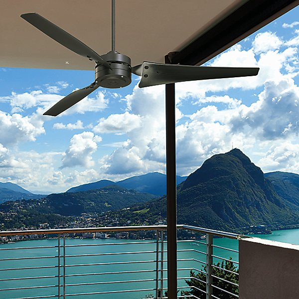 Loft Ceiling Fan