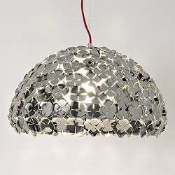 Ortenzia Dome Suspension Light
