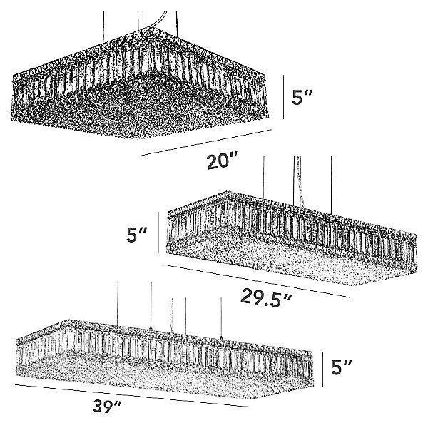 Quantum Box Rectangle Suspension