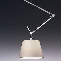 Tolomeo 17 Inch Off-Center Suspension Light