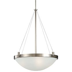 P592-3 Bowl Pendant Light