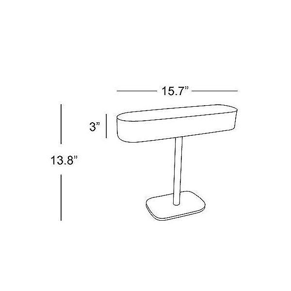 I-Club Table Lamp