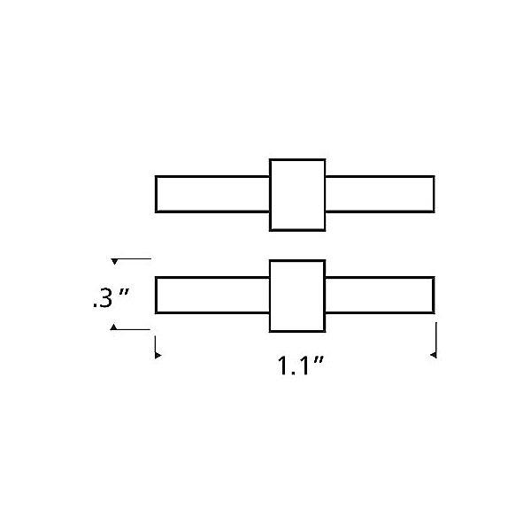MonoRail - Conductive Connectors