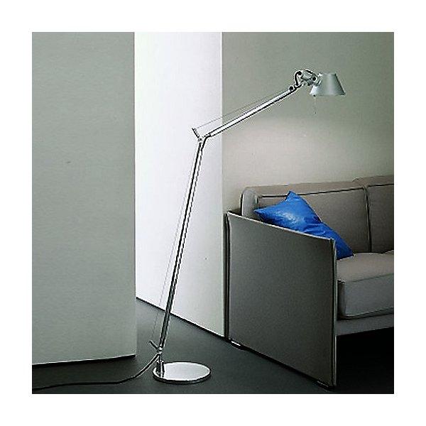 Tolomeo with Shade Reading Floor Light