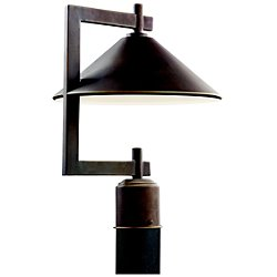 Ripley Outdoor Post Light