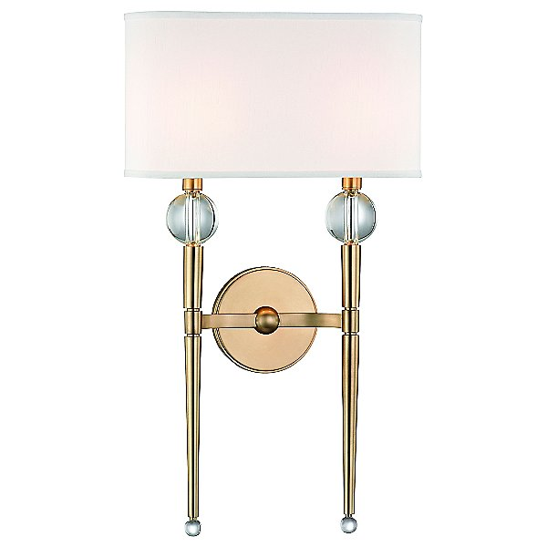 Rockland Two Light Wall Sconce