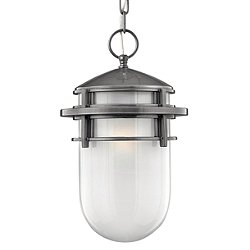 Reef Outdoor Pendant Light