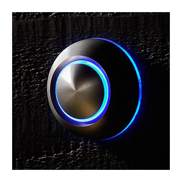 True Illuminated Doorbell Button