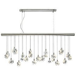 Bling Linear Suspension Light