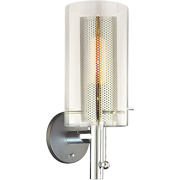 Zylinder Wall Sconce