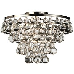 Bling Flush Mount Ceiling Light