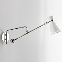 Havana Swing Arm Wall Sconce