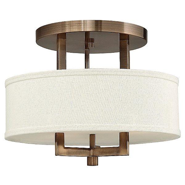 Hampton Semi-Flush Mount Ceiling Light