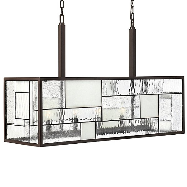Mondrian 5 Light Chandelier