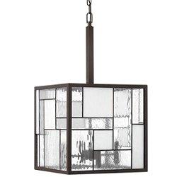 Mondrian 4 Light Chandelier