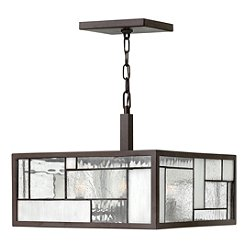 Mondrian Ceiling Light