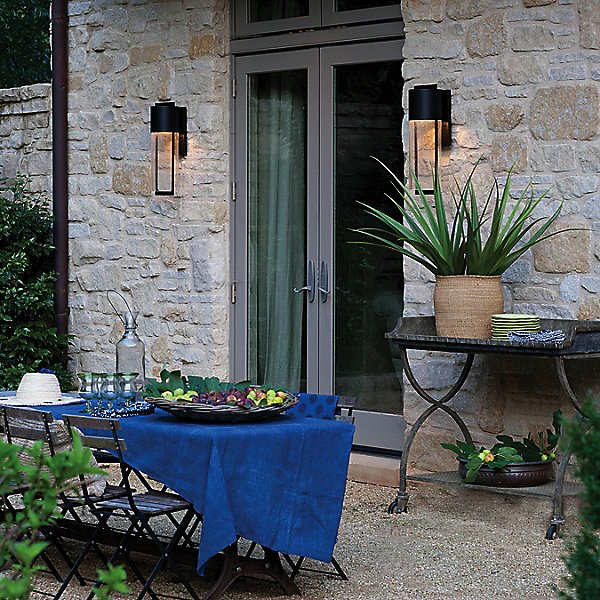 Shelter Outdoor Wall Light