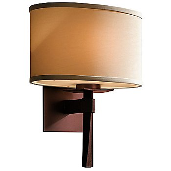 Shown in Burnished Steel with Doeskin Shade color