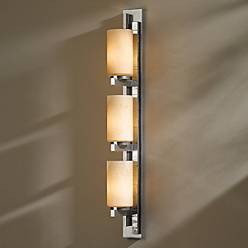 Shown in Vintage Platinum finish with Stone Shade color, Left