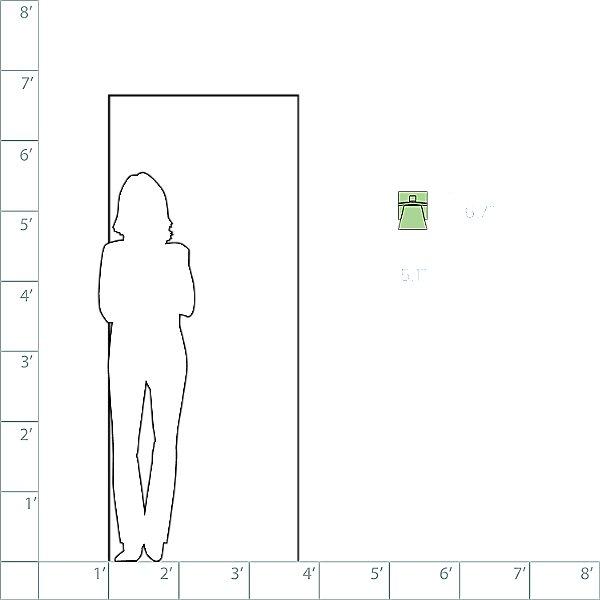 Wren Wall Sconce No. 206601