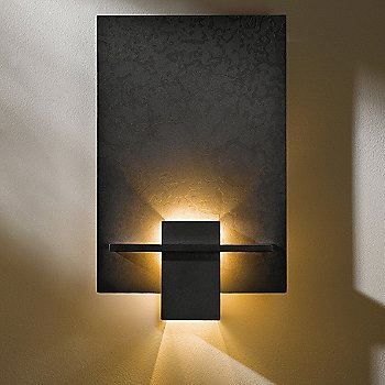 Aperture Sconce / In Use