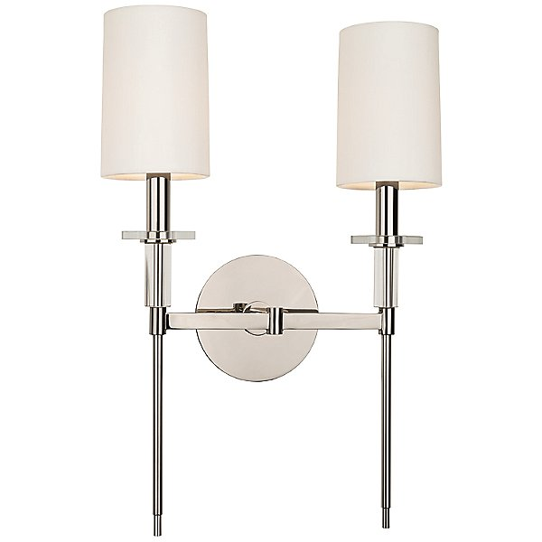 Amherst Two Light Wall Sconce