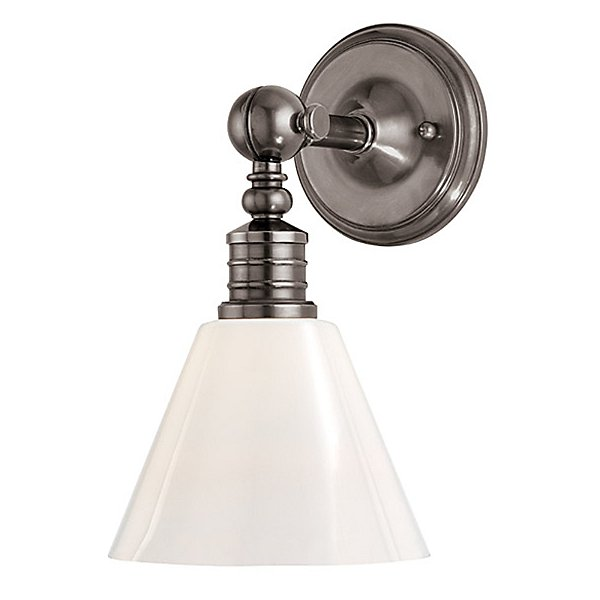 Darien Wall Sconce with Glass Shade